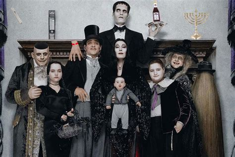 11 Jewish facts about 'The Addams Family' movies - Jewish