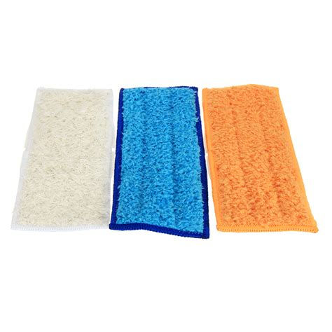 Washable Wet Dry Damp Mopping Pads Cloth Replacement for