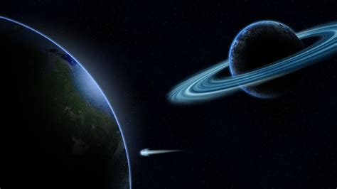 Outer Space Planet Scene (HD) Photoshop Tutorial - YouTube