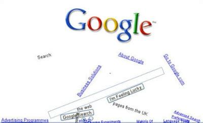 Trick to Make Google Fall Down ~ TRICKCHASE