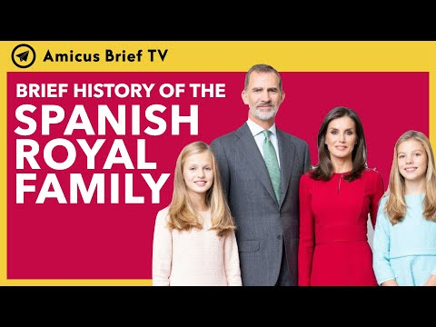 Spanish duke claims that he should be the next King of