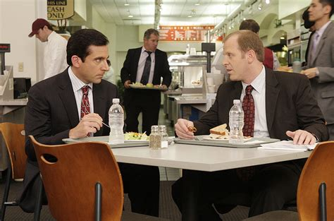 'The Office': Paul Lieberstein Calls Acting with Steve