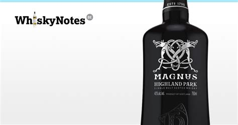 Highland Park Magnus | WhiskyNotes review