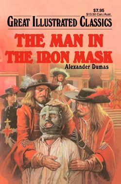 Man in the Iron Mask (Great Illustrated Classics