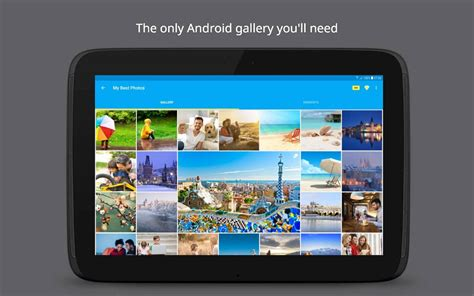 Gallery APK Download - Free Photography APP for Android