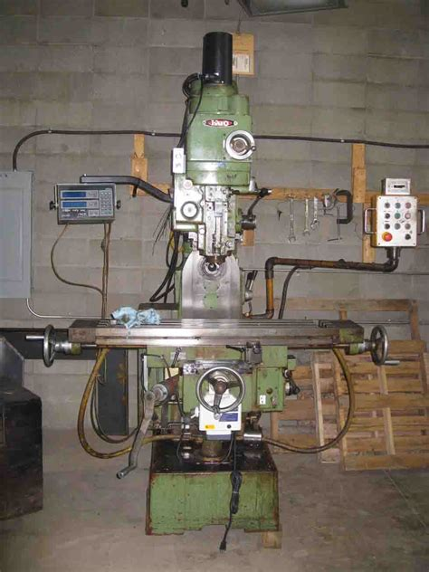 Help for KF turret milling machine