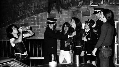 How AC / DC conquered the UK   Square Mile