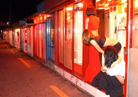 Korea's infamous red-light zone to fade into history, Asia