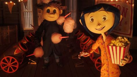 35 Things We Learned from the 'Coraline' Commentary