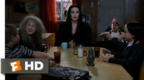 The Addams Family (10/10) Movie CLIP - The Tortoise and