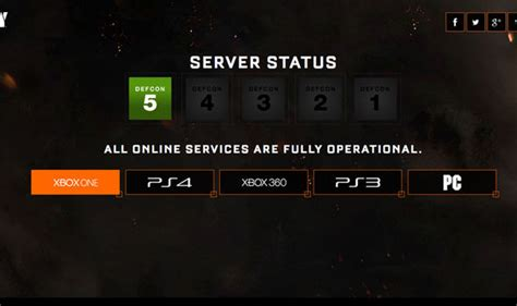 Black Ops 3 down: Xbox One and PS4 servers offline