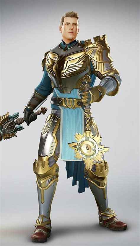 Skyforge MMO will include the Paladin class - VG247