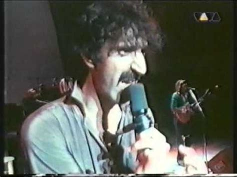 Frank Zappa- Bobby Brown *Official Video* - YouTube