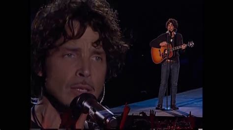 Chris Cornell - Like a Stone (Acoustic Live) - YouTube