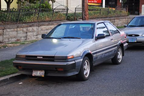 1985 Toyota Corolla Gts - news, reviews, msrp, ratings