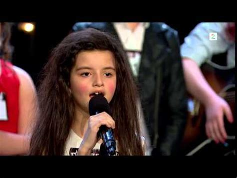 Angelina Jordan - I'm A Fool To Want You - Norske Talenter
