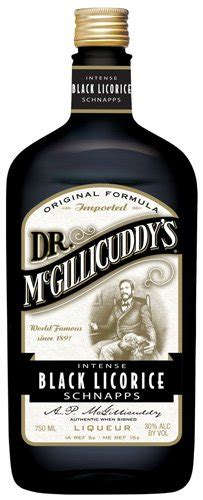 Dr McGillicuddys Black Licorice Schnapps Reviews and