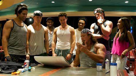 """What Makes a Male Stripper Anthem, From """"Magic Mike XXL's"""
