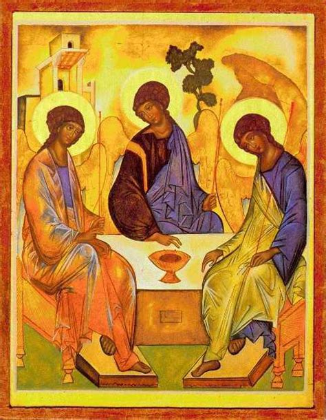 Things that Come in Threes | The Catholic Counselor Lady