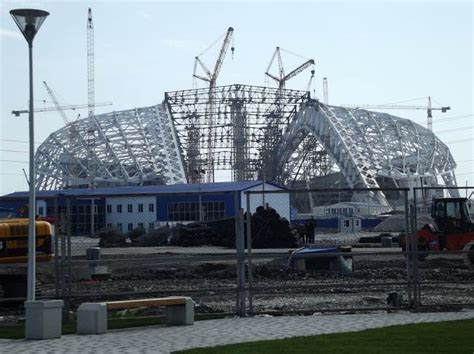 Fisht Olympic Stadium Guide | World Cup 2018 | Russian
