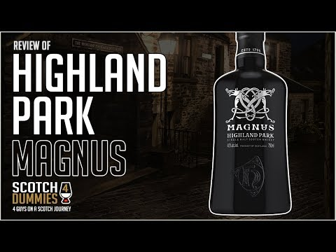 Highland Park Magnus - Ratings and reviews - Whiskybase