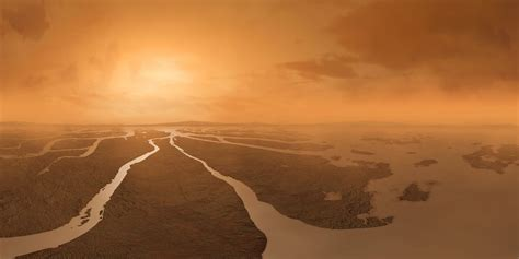 Titan's New Geologic Map Shows Why It's One of the Most