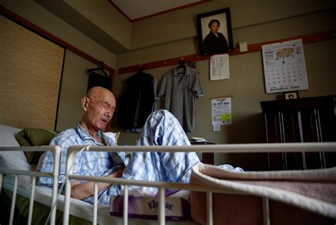 Dying at home rather than in hospital, elderly Japanese