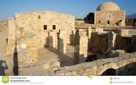 Ancient Prison Royalty Free Stock Image - Image: 20893796