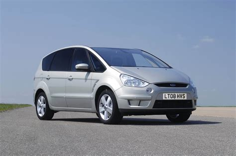 2008 Ford S-MAX And Galaxy 2