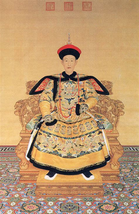 File:China,Qing,Emperor,Qianlong,Young,Painting,Color