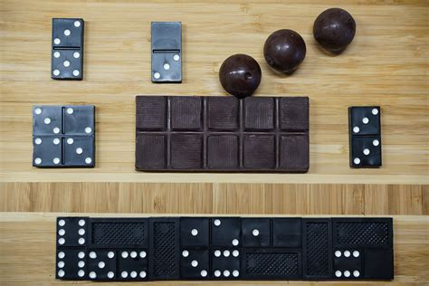 Domino game on Behance