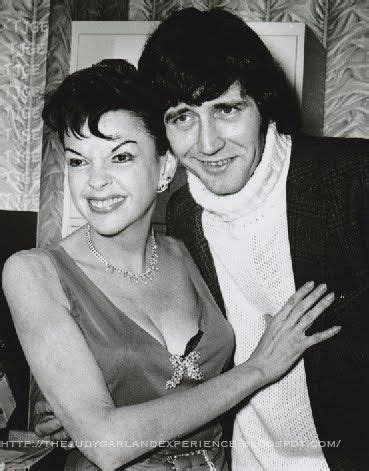 Judy Garland & Mickey Deans | Judy garland, Famous couples