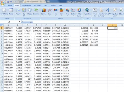 excel - Repeat some operation in the same column - Stack