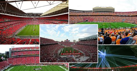 The 20 biggest sports stadiums in the world: Wembley, Camp