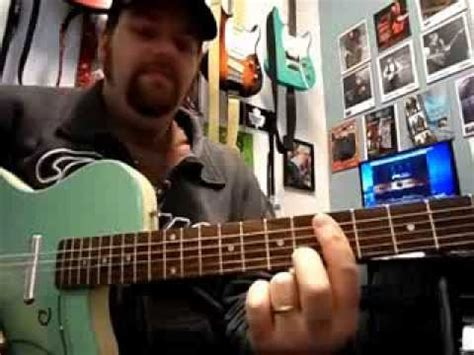 Open G tuning guitar lesson