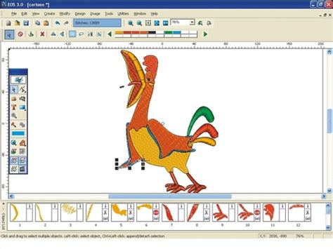16+ Best Embroidery Digitizing Software for Windows, Mac