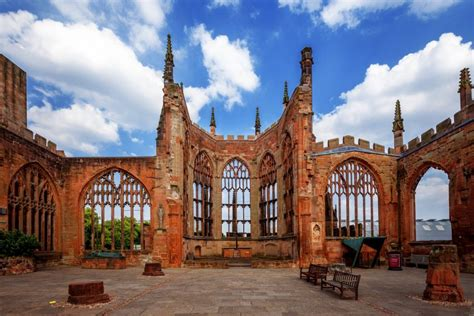 Coventry has been named the UK City of Culture for 2021
