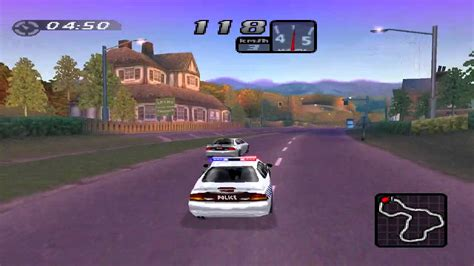 LP: Need for Speed High Stakes (Australia) HSV Police