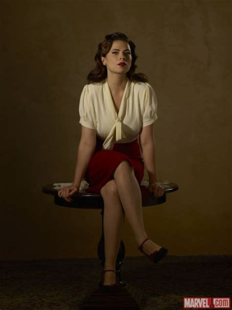 Agent Carter Season 2: New Images Feature Hayely Atwell