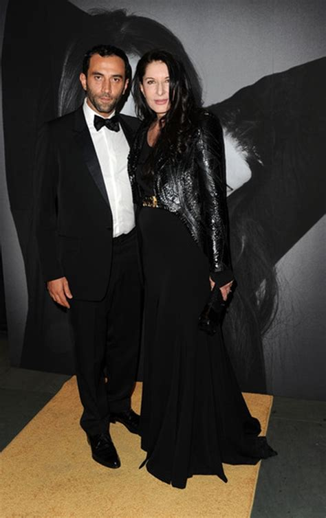 Marina Abramović is Now Art Directing for Givenchy