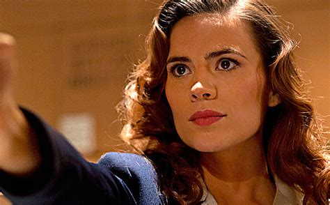 First Look: 'Captain America' Star Hayley Atwell Reprises