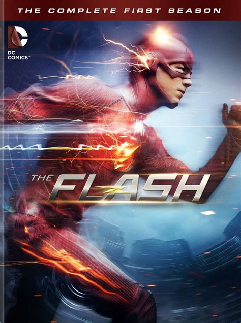 'The Flash: The Complete First Season' Arrives onto DVD