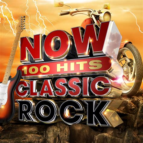 NOW 100 Hits Classic Rock   Now That's What I Call Music