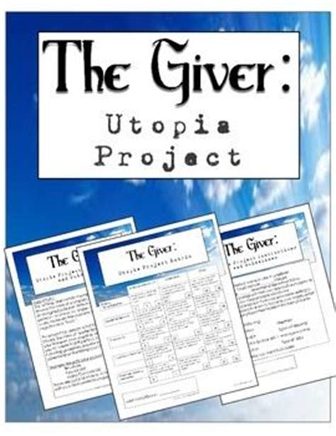 The giver, Rubrics and A project on Pinterest