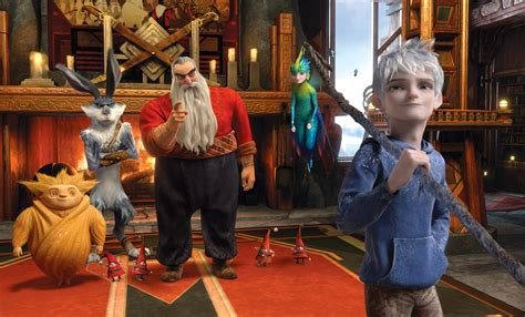 12 Films of Christmas 2013: Rise of the Guardians | Silver