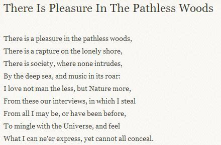 Quotes From Lord Byron Poems