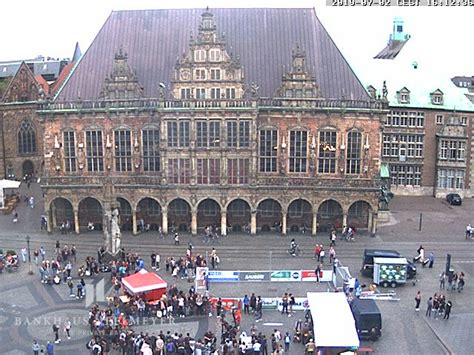 Bremen - Germany Live webcams City View Weather - Euro