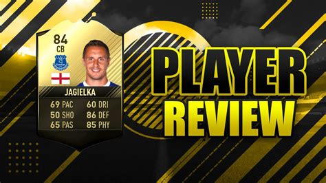 FIFA 17 - IF 84 RATED PHIL JAGIELKA!!! PLAYER REVIEW