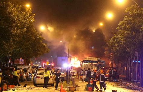 Little India Riot: The night that changed Singapore