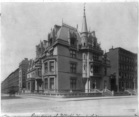 17 Gilded Age Mansions of Millionaire Row on NYC's 5th